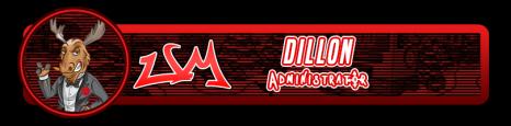 Dillon/Ehroyals81, UM Administrator