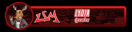 Lydia, UM Cabinet